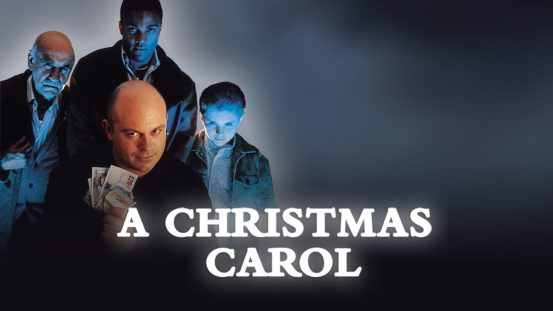 Christmas carol with Ross Kemp  Peter Bowker is thinking about ITV drama