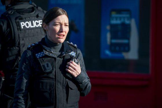 Kelly Macdonald di Line of Duty