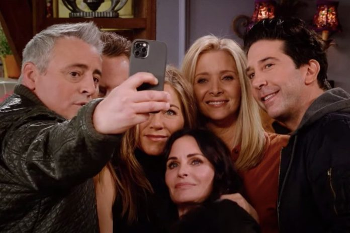 Friends reunion trailer shows the gang reunited - Radio Times
