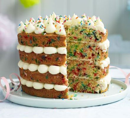 You will see easy cake decorating ideas with icing, fondant, fruit, candy, chocolate plus so many other easy homemade cake decorations. Birthday Cake Recipes Bbc Good Food