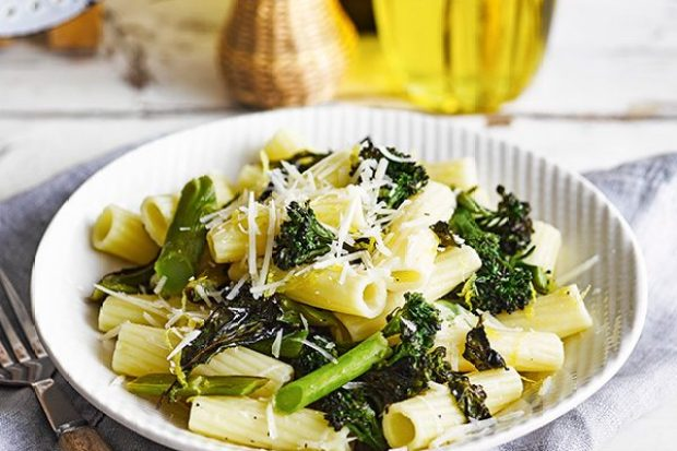 Roast Tenderstem® Broccoli and Lemon Pasta Recipe