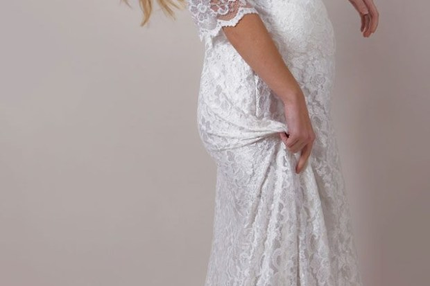 Pregnant Brides Share Wedding Day Stories And Fashion Tips