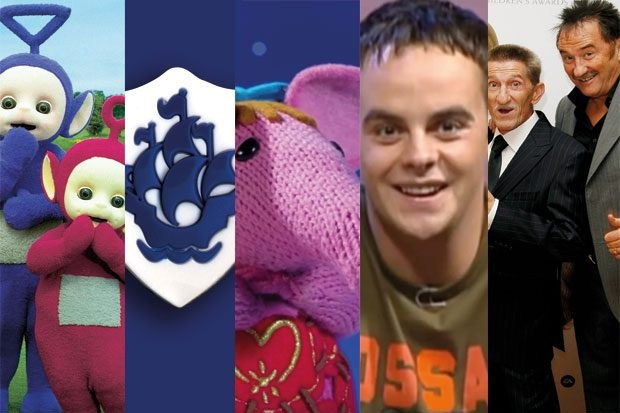 The 50 Greatest Children's TV Shows of all time: Blue ...