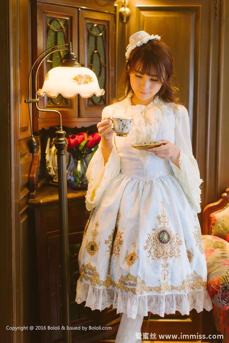 [Kimoe激萌文化] 2016.09.01 KIM.003 Lolita少女心 夏美酱Lolita+JK制服 [63+1P]