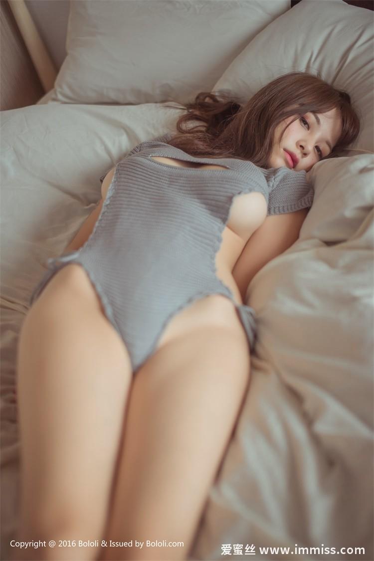 [BoLoLi波萝社]新刊 2017.05.24 BOL.062 夏美酱毛衣合集 夏美酱 [46+1P]