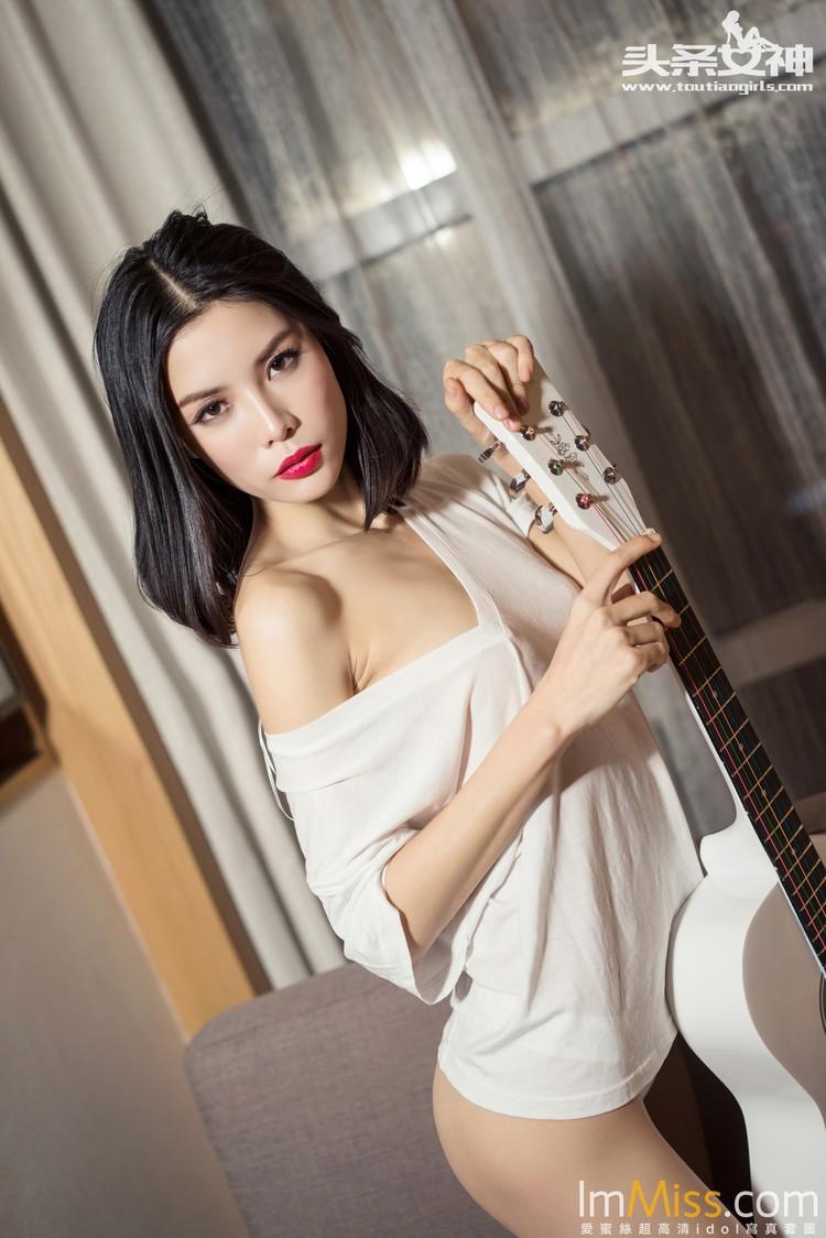 [TouTiao头条女神] 2016.05.06 王妃即视感 陈圆圆 [37+1P]