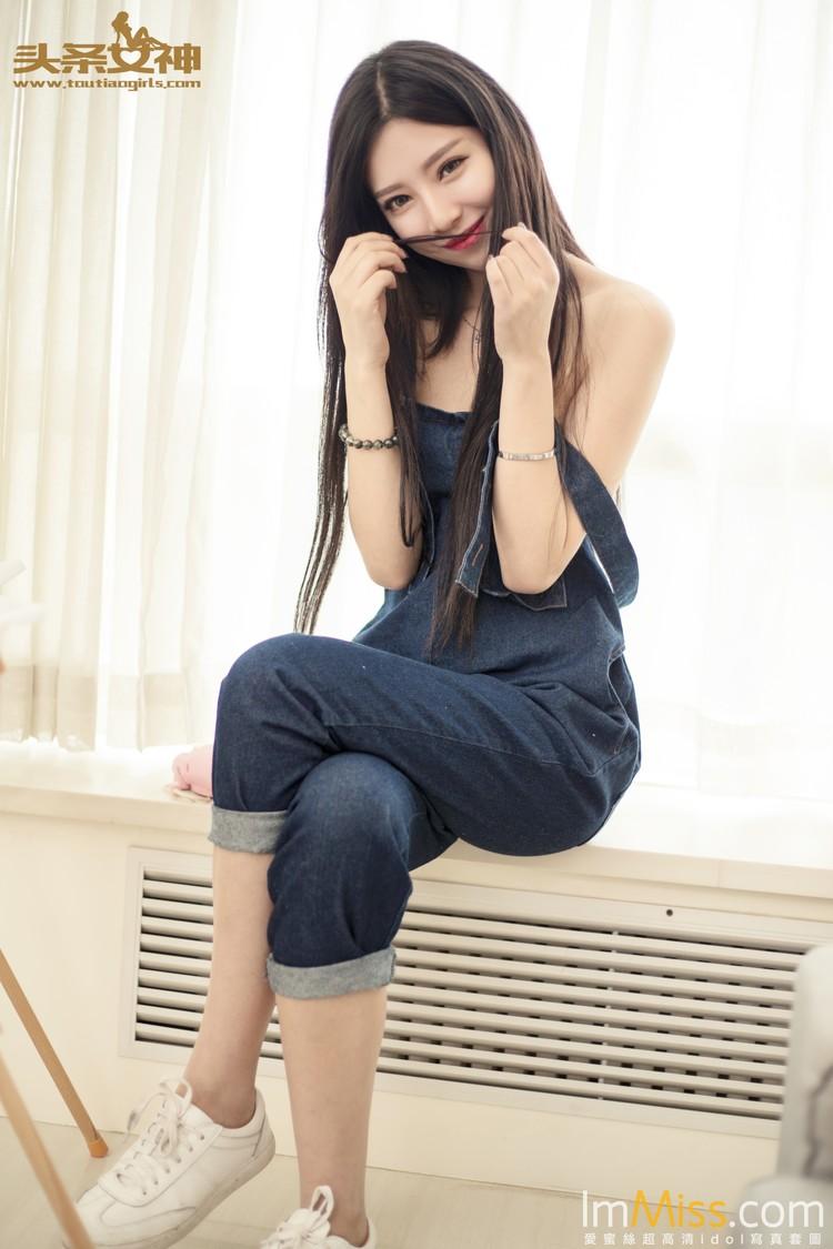 [TouTiao头条女神] 2016.06.03 油画小美女 油画小学妹 COCO [41+1P]