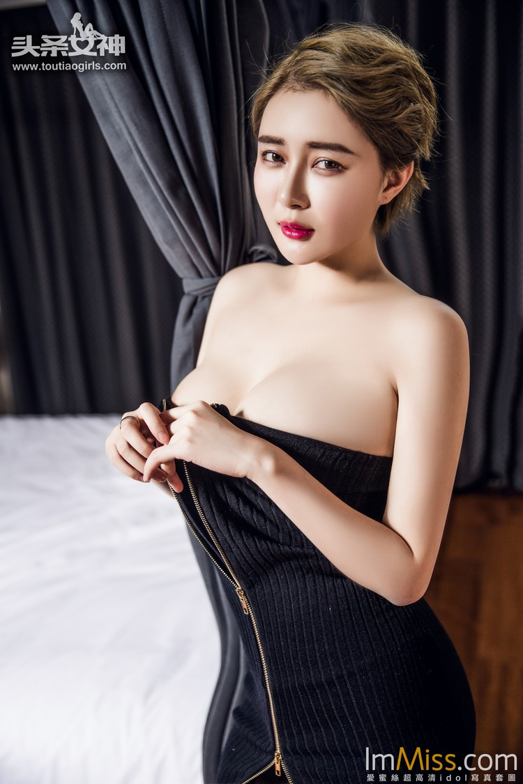 [TouTiao头条女神] 2017.05.01 VIP专享 风情黑丝 凯竹 [28+1P]
