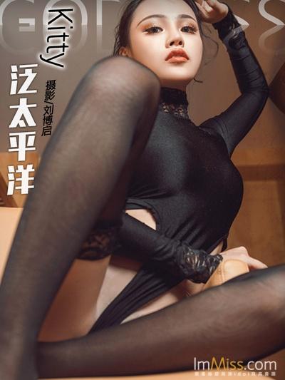 [TouTiao头条女神] 2017.11.08 kitty泛太平洋泳衣黑丝高叉[25+1P]