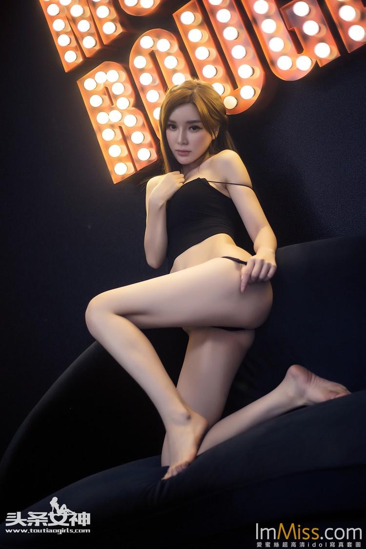 [TouTiao头条女神] 2016.06.13 性感小兔子--韩子萱[39+1P]