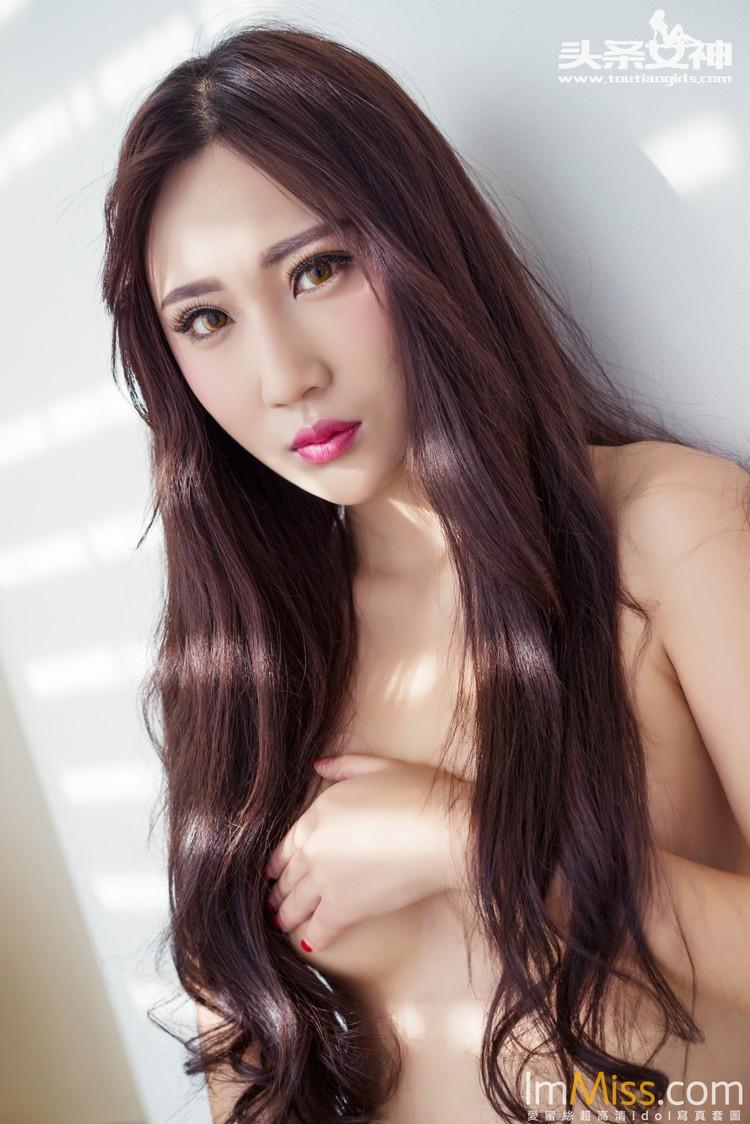 [TouTiao头条女神] 2016.06.21 如梦如幻--苏子琪[42+1P]