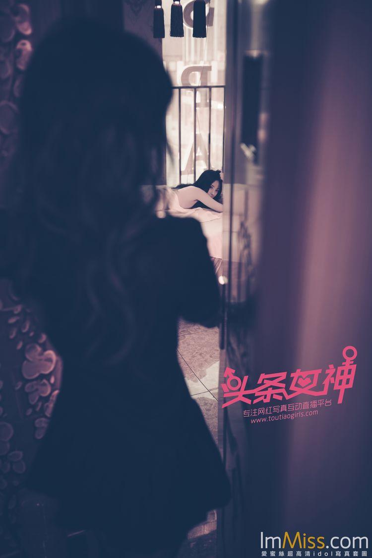 [TouTiao头条女神] 2018.01.16 梦游仙境博哥探店 周熙妍 [79+1P]