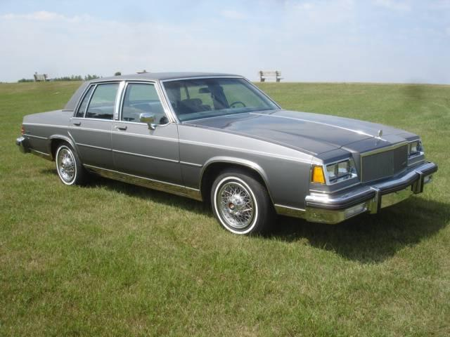 1985 Buick LeSabre Xtronic Continuously Variable (c