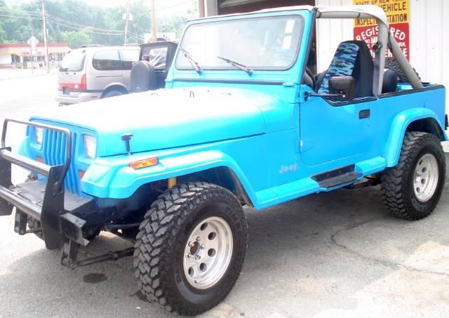 Jeep Wrangler Islander Review