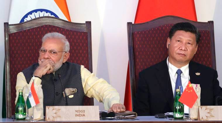 Image result for pics of modi and Xi