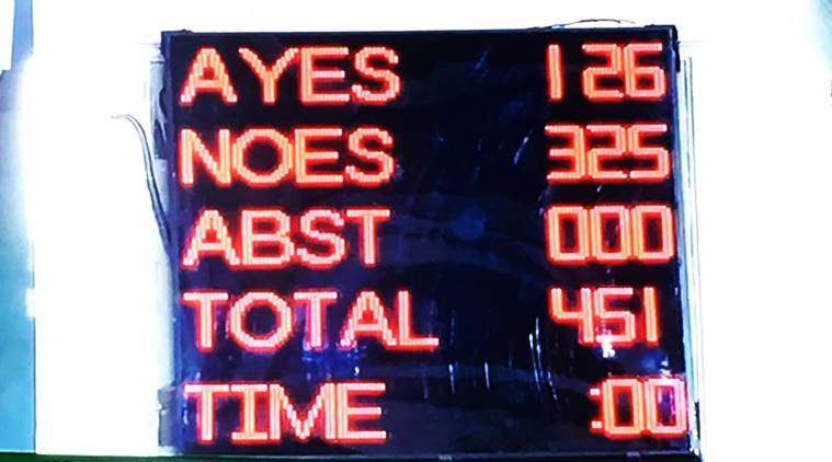 No-confidence motion in Parliament LIVE | Modi-led NDA wins trust vote after 12-hour debate