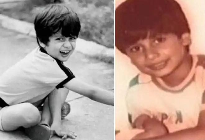 shahid kapoor, shahid kapoor childhood photo, shahid kapoor throwback, shahid kapoor childhood, shahid kapoor kid