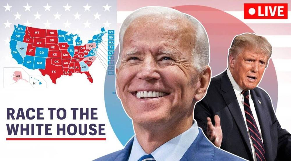 US Election Results 2020 Live Updates: US Presidential Elections Polls  Results 2020, American Election Result 2020 Live Update