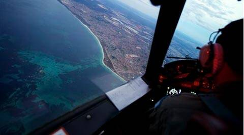 The search has shifted from waters off of Vietnam, to the Strait of Malacca. (AP)