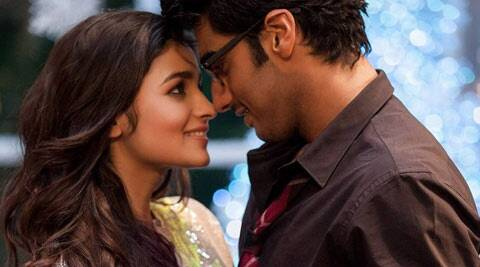 2 States movie review: When the going is good, both Kapoor and Bhatt, she more than he, rise above the film's flaws. He has a few good moments. But Alia Bhatt is a surprise. She leaves behind her earlier films, and gets into her character.