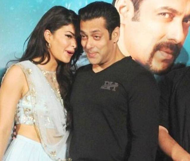 Salman And Jacqueline Hit It Off During The Filming Of Kick