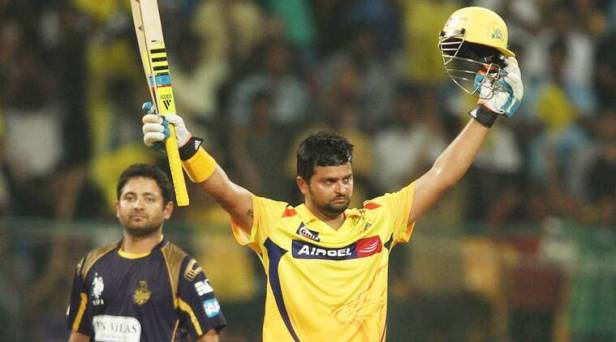 Image result for Raina scored India's first T20 century