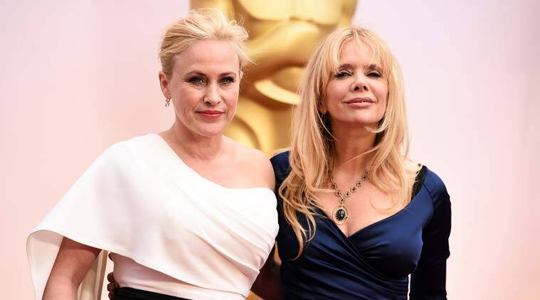 Best Supporting Actress Patricia Arquette Calls For Women