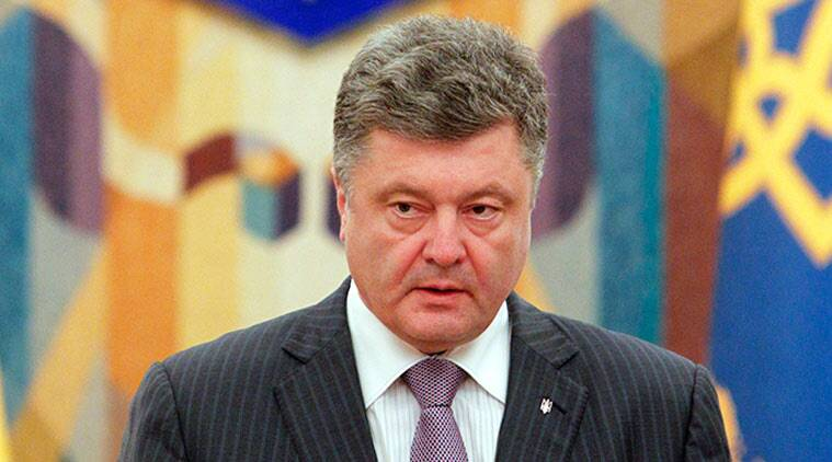 Image result for Ukrainian President Petro Poroshenko, photos