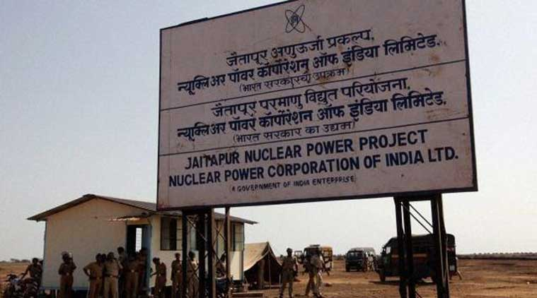 Jaitapur nuclear power project, maharashtra govt, devendra fadnavis, fadnavis govt, nuclear power plant, n-plant,World Environment Day ,mumbai news, city news, local news, maharashtra news, Indian Express