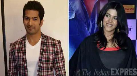 Amit Tandon 'honoured' to be backed by Ekta Kapoor