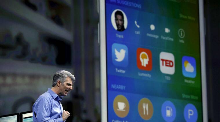 Apple iOS 9 at WWDC 2015  Transit in Maps   proactive  Siri  and     Apple  Apple iOS 9  Apple iOS 9 features  WWDC 2015  Apple WWDC
