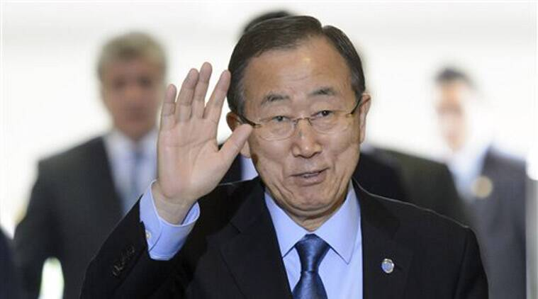 Image result for ban ki-moon