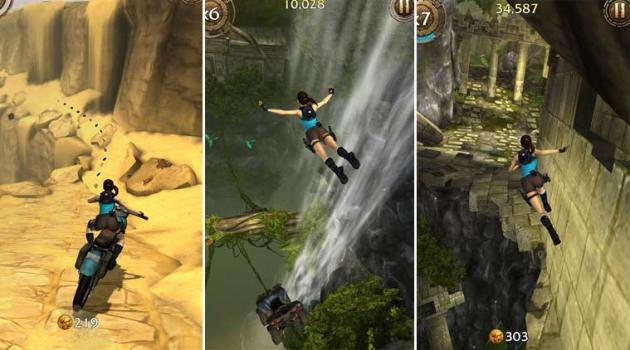 Lara Croft  Rebus and more  Top 5 free games for your mobile phone     best mobile games  free mobile games for Android  free games on Android   Free