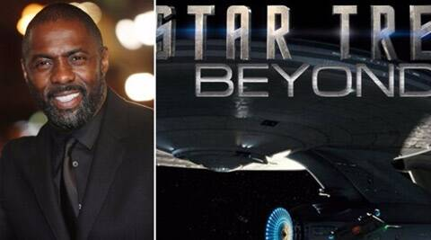 Idris Elba to appear in 'Star TrekBeyond'