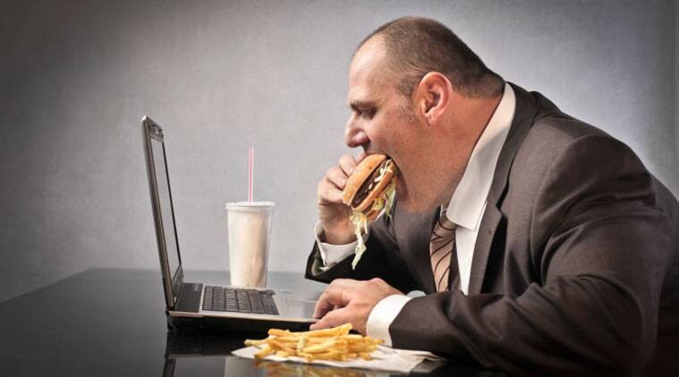 Image result for AVOID DISTRACTION while eating