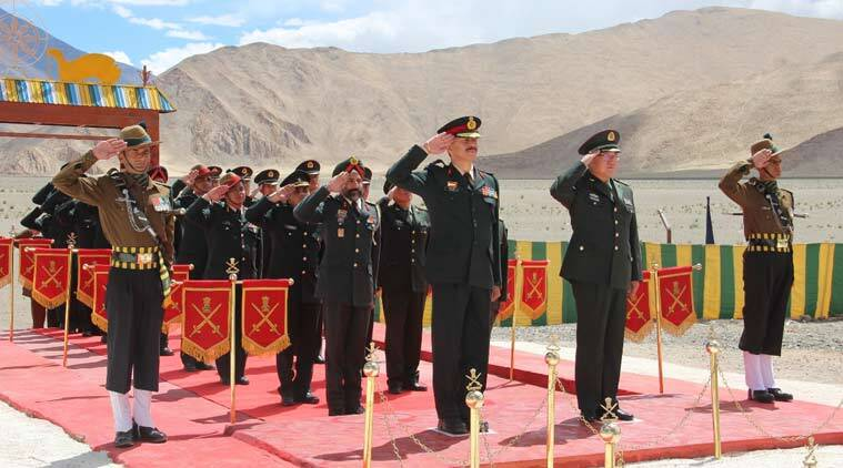 While Pakistan continued lobbing mortar shells, Chinese PLA met Indian ...