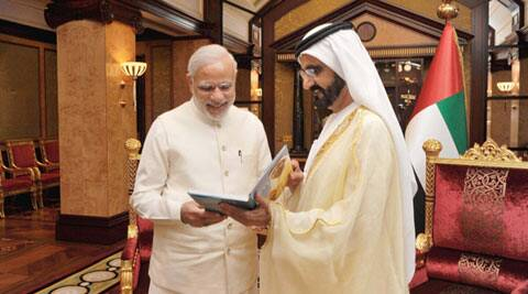 How India, UAE looked beyond Pak to forge a new ...