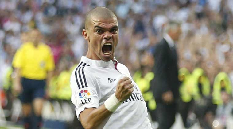 Image result for pepe real madrid