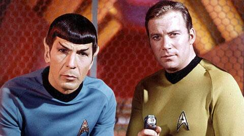 William Shatner writing book on 'Star Trek' co-star Leonard Nimoy