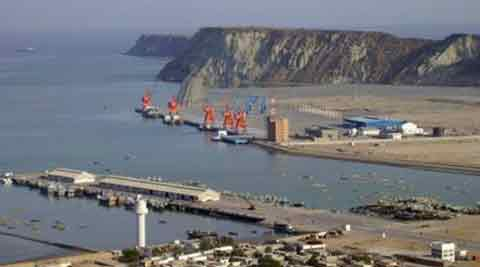 Pakistan hands over 2000 acres to China in Gwadar port ...