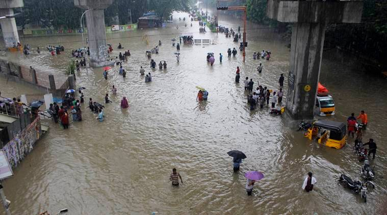 Recent Flood Pakistan