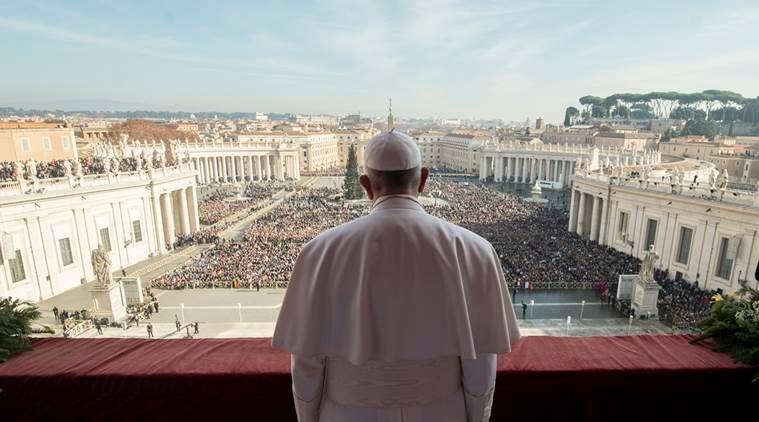 Image result for pope francis in vatican