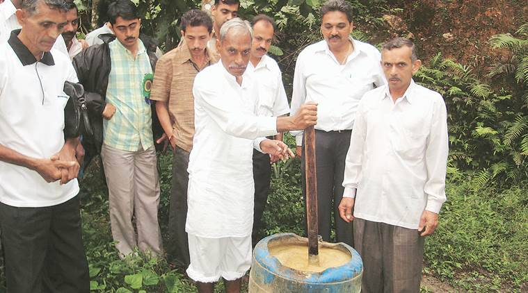 Jiwamrita, Subhash Palekar, zero budget farming, zero budget spiritual farming, Subhash Palekar jiwamrita, indian agricultural techniques, india news, latest news, maharashtra news