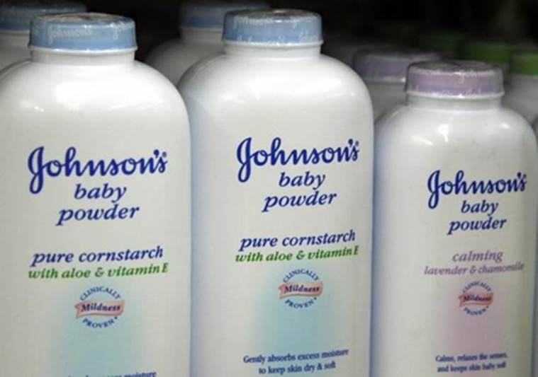 Products made by Johnson & Johnson for sale on a store shelf in Westminster, Colorado in this file photo dated April 14, 2009. REUTERS/Rick Wilking