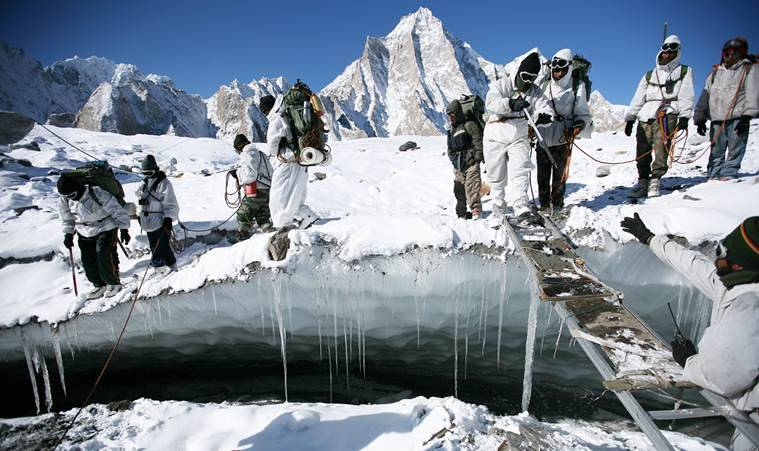 siachen, siachen army, indian army siachen, siachen glacier, siachen glacier indian army Siachen is the coldest and highest battlefield in the world. - Most surreal places to visit- Part 3
