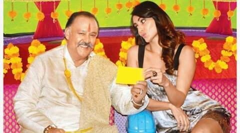 Bollywoods Sanskari Babuji goes Sinskari on chat show