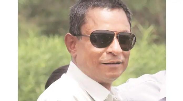 IPS officer Satish Verma