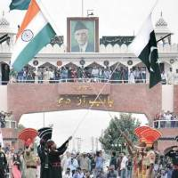 Bharat makers recreated iconic Wagha Border
