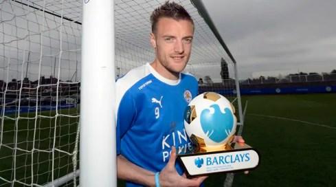 Premier league, Premier league news, Leicester City, Jamie Vardy, Vardy Player of the season, sports news, sports, football news, Football