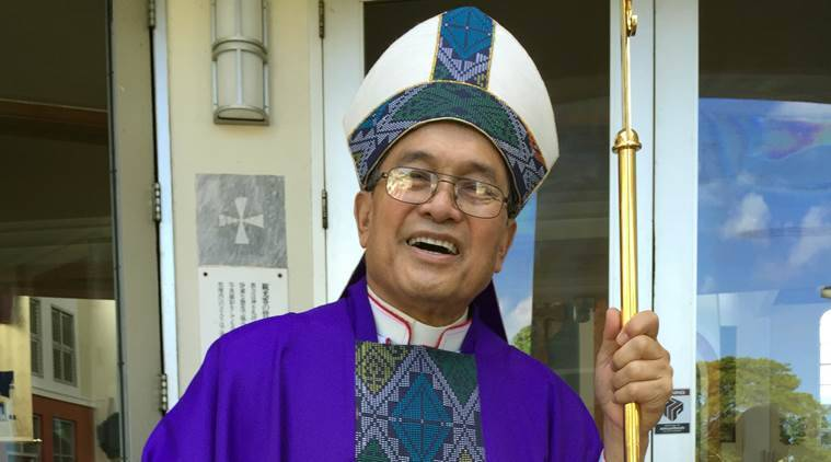 Image result for Archbishop Anthony Apuron